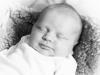 Schlafendes Baby Santina Bregenz