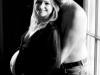 Babybauch Eltern Santina