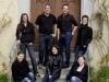 Musiker Gruppe Santina Chor
