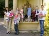 Gruppenbild Santina - Familie in Kennelbach