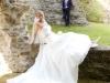 Santina Art Photographie | Hochzeit Schloßmauer