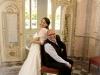 Santina Art Photographie | Hochzeitspaar altes Zimmer