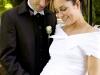 Hochzeit Santina Babybauch