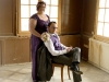 Santina Brautpaar im alten Gebäude
