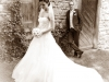 Santina Hochzeit sepia