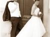 Santina Hochzeitsbild braunton