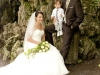 Santina Brautpaar mit Kind