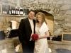 Santina Hochzeit im Weinkeller