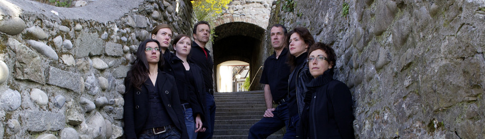 Gruppenfoto Santina Banner